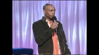 Dave Chappelle- Def Comedy Jam full standup
