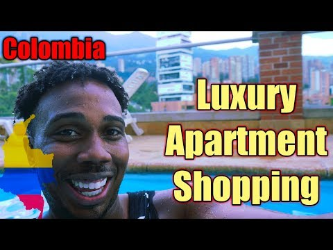 Luxurious Energy Living and Blux Apartment Shopping