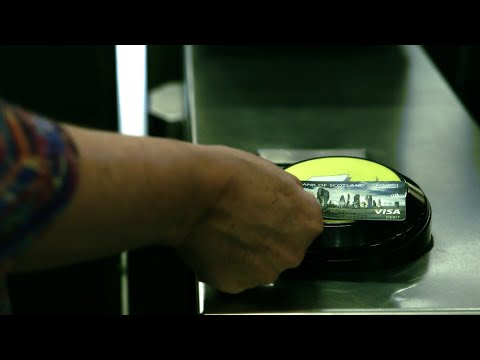 Contactless payments roll out on London transport network
