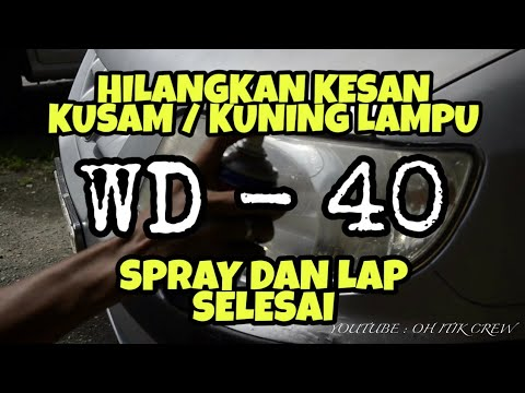 wd-40-car-headlight-restoration