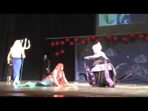 'The Little Mermaid'  Ariel, King Triton, Ursula, Cosplay SpaceRabbit