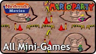 Mario Party - All Mini-Games