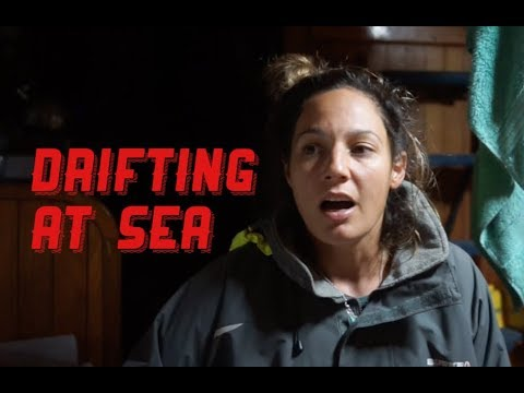 No Wind No Motor, Drifting at Sea  - Ep 55, Sailing Nandji