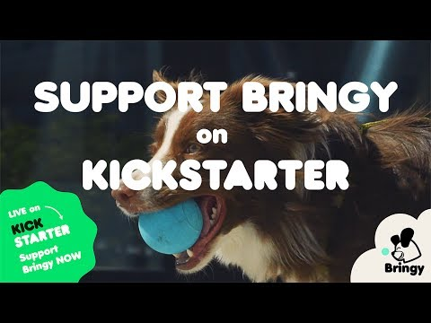 Bringy: A smart ball for smart dog owners! SUPPORT on KICKSTARTER!