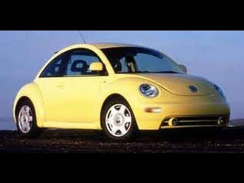 """Volkswagen Beetle 2000 - наш маленький """"Жучок"""""""