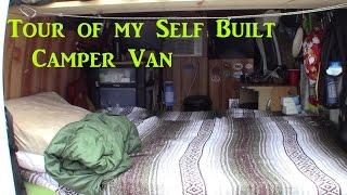 Van Tour Stealth Camper Van Living on the Road