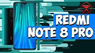 Вся власть Xiaomi Redmi Note 8 Pro вся правда  Арстайл