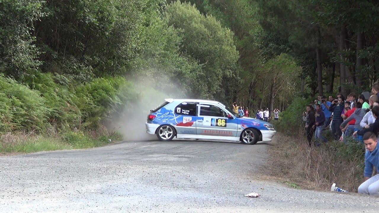 Show crash rally galicia 2014