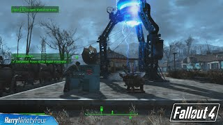 Fallout 4 - How to Power and Build the Signal Interceptor The Molecular Level Quest
