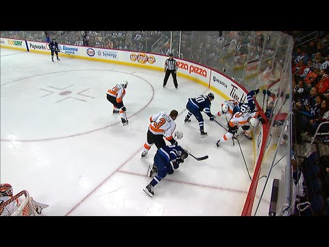 Radko Gudas suspended ten games for slashing