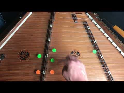 Lesson 6: Hammered Dulcimer - Diamond Chords