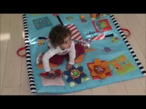 Manta Didactica Para Bebes Tipos De Gimnasia
