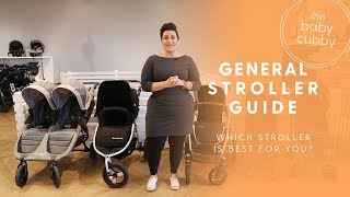 General Stroller Guide | Which Stroller Do I Purchase?