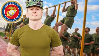 US Marine Fitness Test VS Pro Climber