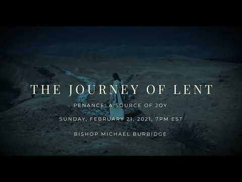 30-second Lenten Reflection with 2021 Lenten Programming