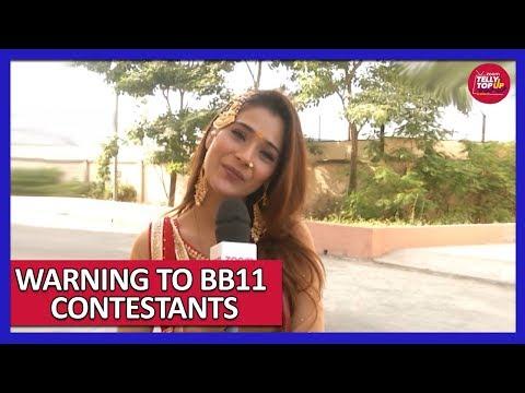 Sara Khan Lashes Out At Bigg Boss 11 Contestants | Exclusive