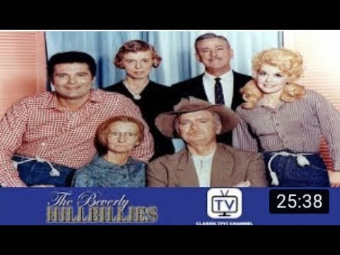 The Beverly Hillbillies E3 Meanwhile, Back At The Cabin 1962 High Quality