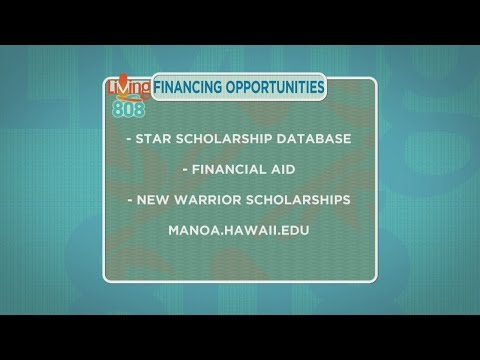 UH Manoa Admissions and New Warrior Scholarships