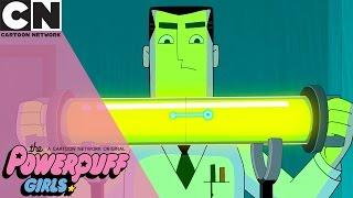 The Powerpuff Girls | Professor Proofed | Cartoon Network