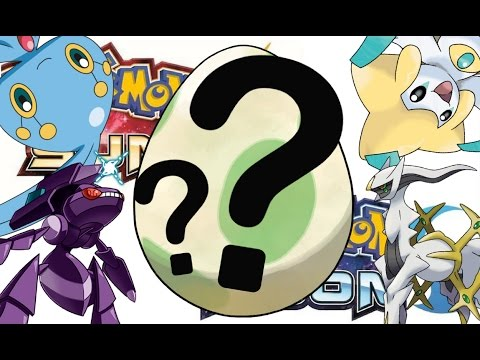How To Breed Legendary Pokemon In Pokemon Sun And Moon Youtube