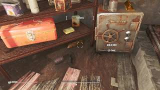 Fallout 4 Easy Fusion cell at sanctuary