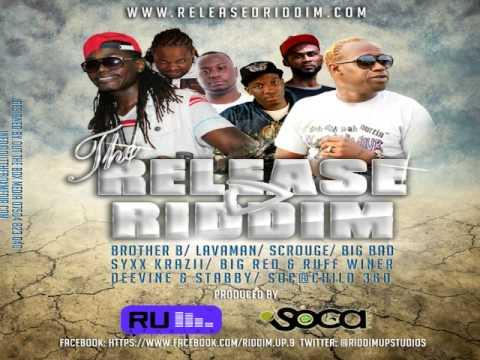 Release D Riddim Mix - Threeks (Soca Child 360,Tubbs,Syxx Krazii,Scrouge,Lavaman,Brother B)