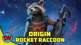 Who is Rocket Raccoon   Marvel Character   Explained in Hindi