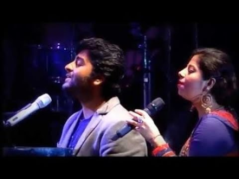 old and new mashup Arijit singh battle with female singer thumbnail