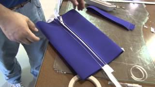 Sewing Zippers 103 -- Rip Zipper Approach