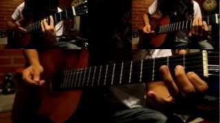 Zelda Ocarina of Time - Gerudo Valley Guitar cover