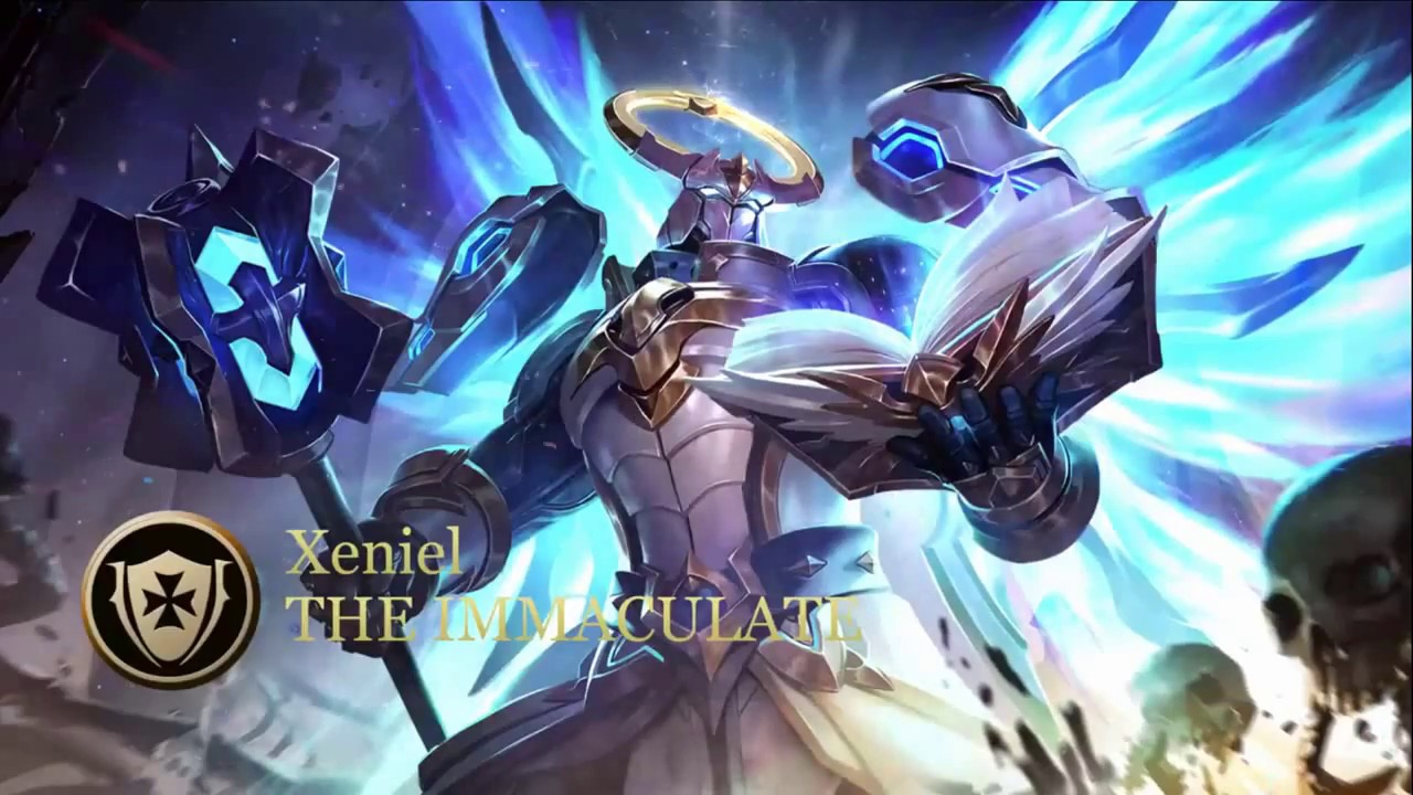 Xeniel Aov Hero Spotlight Xeniel