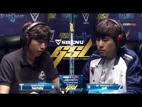 FanTaSy vs soO TvZ Code S Ro32 Group C Match 2, 2015 SBENU GSL Season 2 StarCraft 2