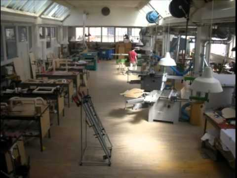 DIS Copenhagen Summer Course: Furniture Design Studio Time Lapse