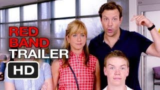 We're the Millers (2013) | Official Red Band Trailer #2 | Jennifer Aniston, Jason Sudeikis Movie HD