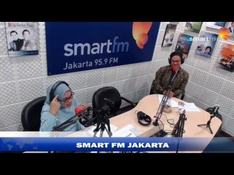 HELP ! ANAKKU KETAGIHAN GAME ! | Radio Smart FM Jakarta Live
