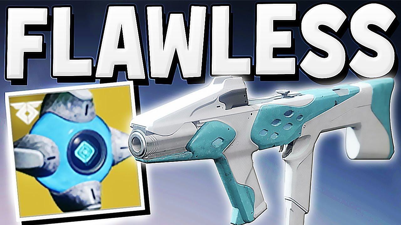 Destiny 2 - *NEW* FLAWLESS TRIALS  WARMIND LOOT !!