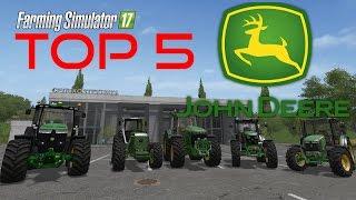 Farming Simulator 17 Top 5 - John Deere