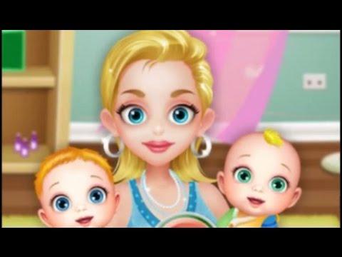 Best Mobile Kids Games – Newborn Twins Baby Care – 6677g. com