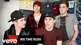 Big Time Rush - VEVO News Interview