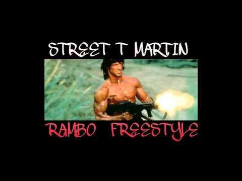 STREET T MARTIN RAMBO FREESTYLE