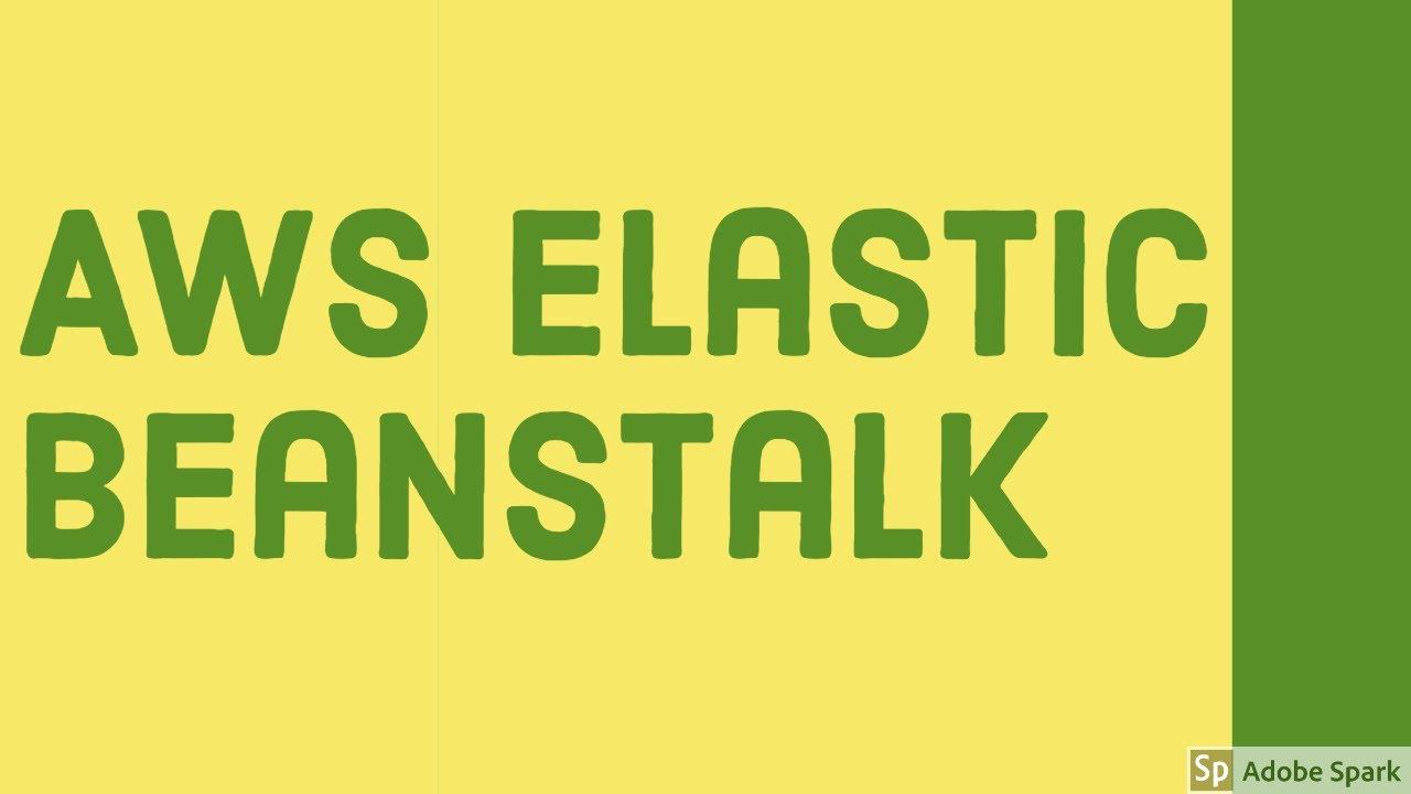 Elastic Beanstalk Tutorial