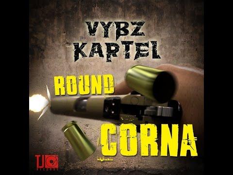Vybz Kartel - Round Corna Riddim Instrumental Remake [Oct 2016]