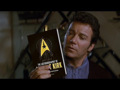 Show and Tell: The Autobiography of James T. Kirk