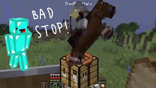 Badboyhalo Not Understanding What The Crafting Table Means Youtube