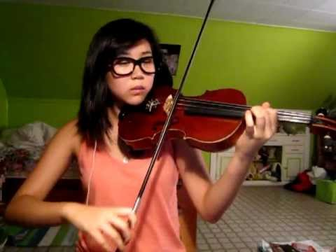 Paramore - The Only Exception (Violin Cover)