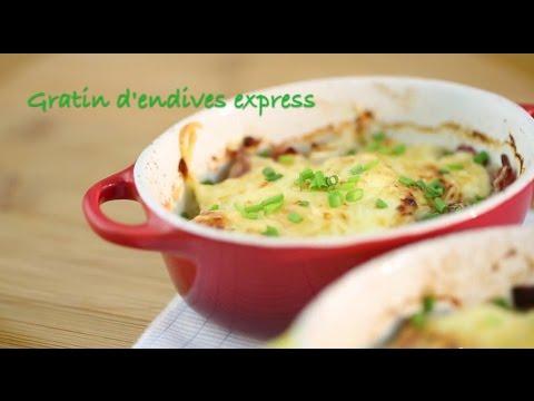 recette-gratin-d'endives-express