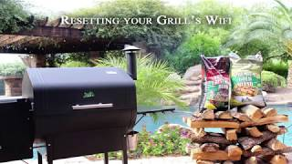 Reset your Grill's WiFi