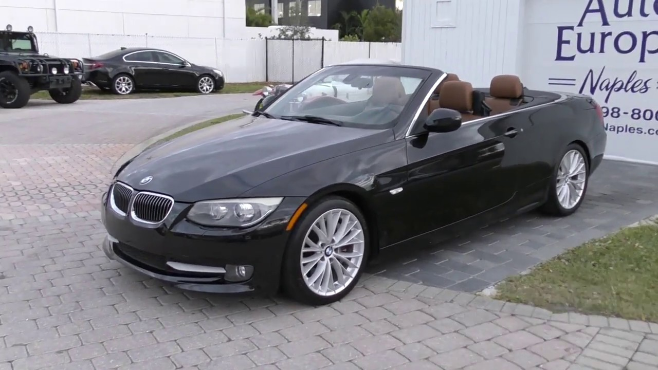 Bmw 335I Convertible >> This 2011 Bmw 335i Convertible Is A Worthy Descendant Of The E30 3 Series