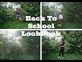 Back To School: Lookbook 2017