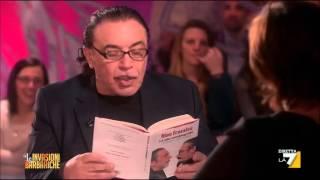 Nino Frassica racconta una puntata di Pomeriggio 5